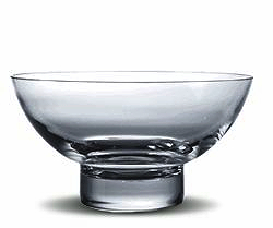 Dartington Athena Crystal Bowl - Medium